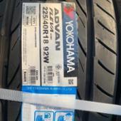 YOKOHAMA ADVAN FLEVA V701 225/40R18
