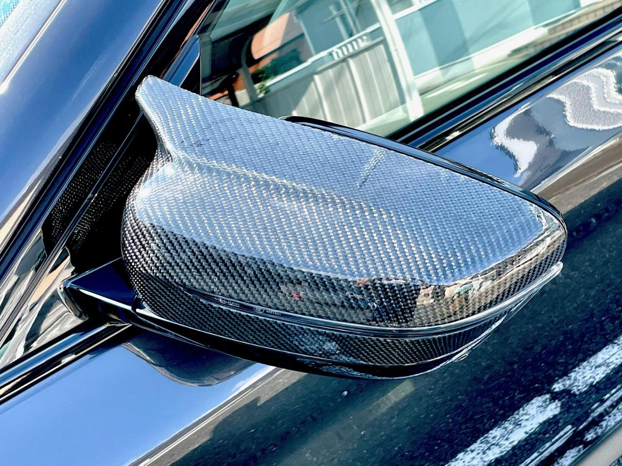 Auto Tecknic カーボンミラーカバー M-Style