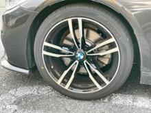5シリーズ セダンStuttgart BMW用19インチホイール B-5468の単体画像