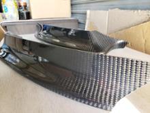 M3 クーペVARIS VRS FRONT SPOILERの単体画像