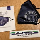 ALPINA コミュニティ マスク