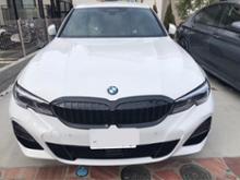 3シリーズ セダンBMW(純正) BMW Performance ブラックキドニーグリルの全体画像