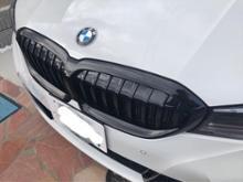 3シリーズ セダンBMW(純正) BMW Performance ブラックキドニーグリルの単体画像