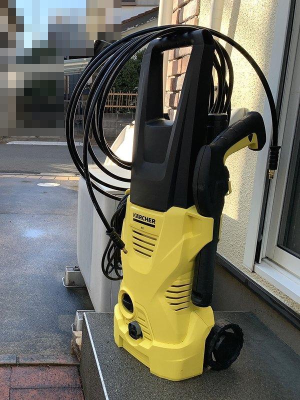 Karcher 高圧洗浄機 K2