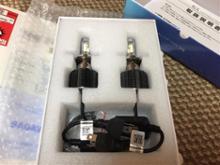 フェアレディZfcl. LEDヘッドライト H4 Hi/Lo ハロゲン色の全体画像