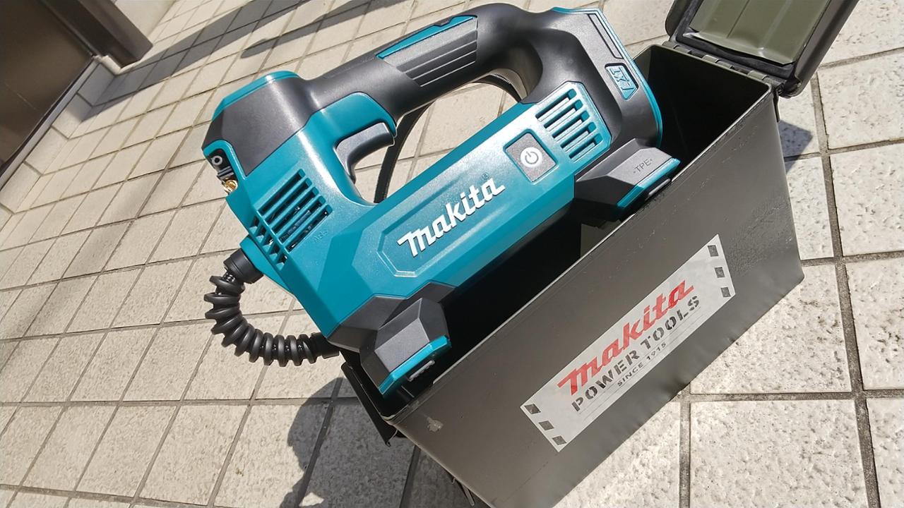 makita マキタ 充電式 空気入れ MP180DZ【本体のみ】18V Li-ionバッテリー用