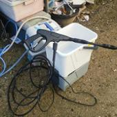 IRIS / アイリスオーヤマ 高圧洗浄機 SBT-412