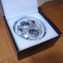 クロスカブ CC110メーカー不明 5.75inch LEDヘッドライトの単体画像