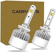 フォーツー クーペCARPARTSJP LED H7ヘッドライト 16000lmの単体画像