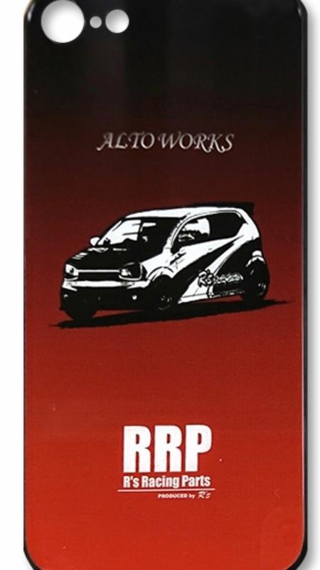R's Racing Service / RRP iPhone携帯カバー(iPhone7用 アルトワークス)