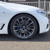BMW M PERFORMANCE Mライトアロイホイール スタースポークスタイリング 817Mバイカラー