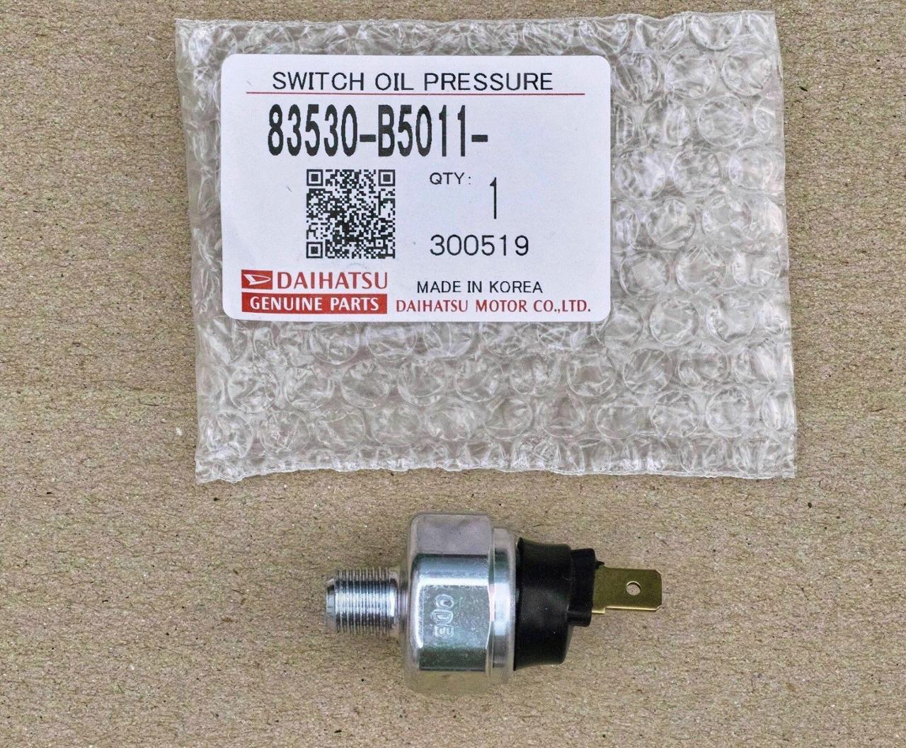 ダイハツ(純正) , 代替新 83530-B5011  オイルプレッシャースイッチASSY