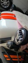 スーパーライト❓❓❓❓❓❓ ハーレーダビットソン用ledヘッドライトの全体画像