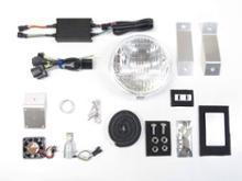 スーパーカブC125(JA48)プロテックオート プロテック スーパーカブC125 LEDクラシカルヘッドライトキットの単体画像