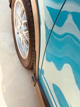 ライズSEIWA マルチガード カーボン柄 k385の全体画像