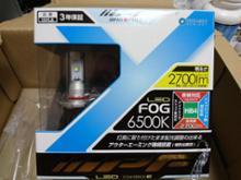 LEDフォグバルブ 151FLB HB4 6500K