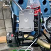 KAEDEAR カエディア バイクスマホホルダー