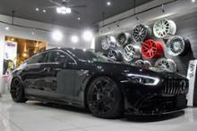 AMG GT 4ドアクーペiid LOWERING KITの全体画像