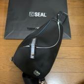 SEAL ワンショルダーバッグspiral ナイトライドモデル