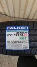 FALKEN ZIEX ZE914F 195/45R16