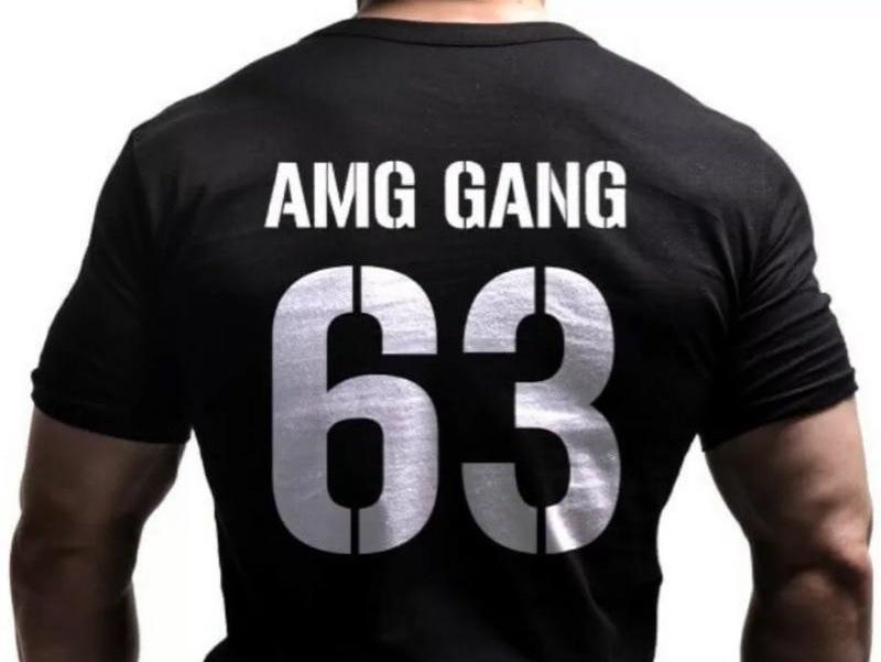AMG Tシャツ