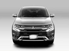 アウトランダーPHEV三菱自動車(純正) フロントスキッドプレートの全体画像
