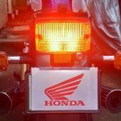 SUPAREE S25ダブル球 LED テールランプ ブレーキランプ 180度段違い ホワイト