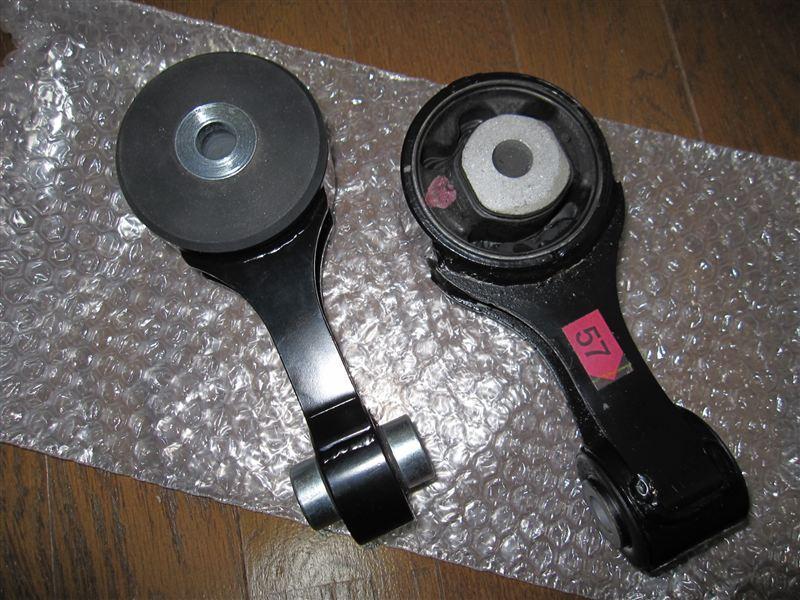 Air Repair iQ130用エンジンピッチングストッパー