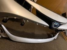 カローラスポーツハイブリッドトヨタ(純正) フロントバンパーの全体画像