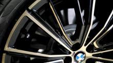 8シリーズ クーペBMW M PERFORMANCE マルチスポーク・スタイリング732M ナイトゴールドの単体画像