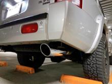 コマンダーMopar Performance Cat-Back Exhaust System - P5153589の単体画像