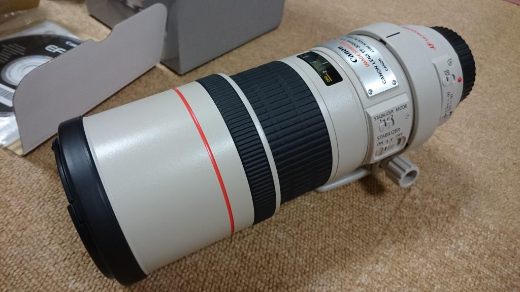 Canon EF300mm F4L IS USM