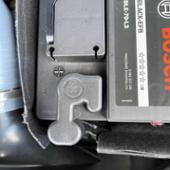 不明 バッテリー端子カバー
