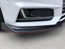 A4 (セダン)メーカー不明 フロントリップスポイラーの全体画像
