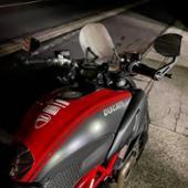 DAYTONA(バイク) HIGHSIDER  バーエンドミラー