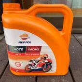 自作 レプソル MOTO RACING 10W-40