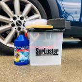 Surluster 洗車 水滴拭き取りクロス