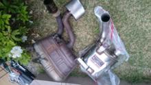 911 (クーペ)Supersprint Rear Exhaustの全体画像