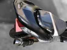 シグナスX FIDCR リアウィングの単体画像