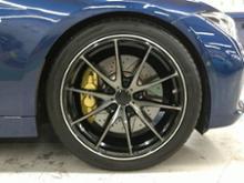 3シリーズ ツーリングRAYS VOLK RACING G25の単体画像