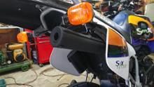 SMX50ホンダ純正 CR80サイレンサーの単体画像