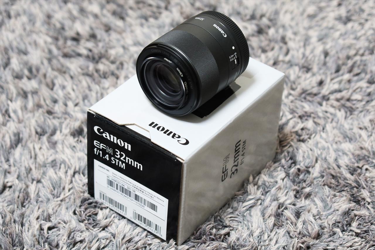 Canon EF-M 32mmF1.4 STM