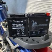 無名バッテリー BM バイク用 バッテリー 液入り 充電済み BTX7L-BS