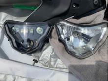 G310GS不明 LEDヘッドライト デビルアイの全体画像