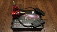 xBメーカー不明 LEDヘッドライト 21600LM 6500K 12V専用 360°無死角発光H11の単体画像