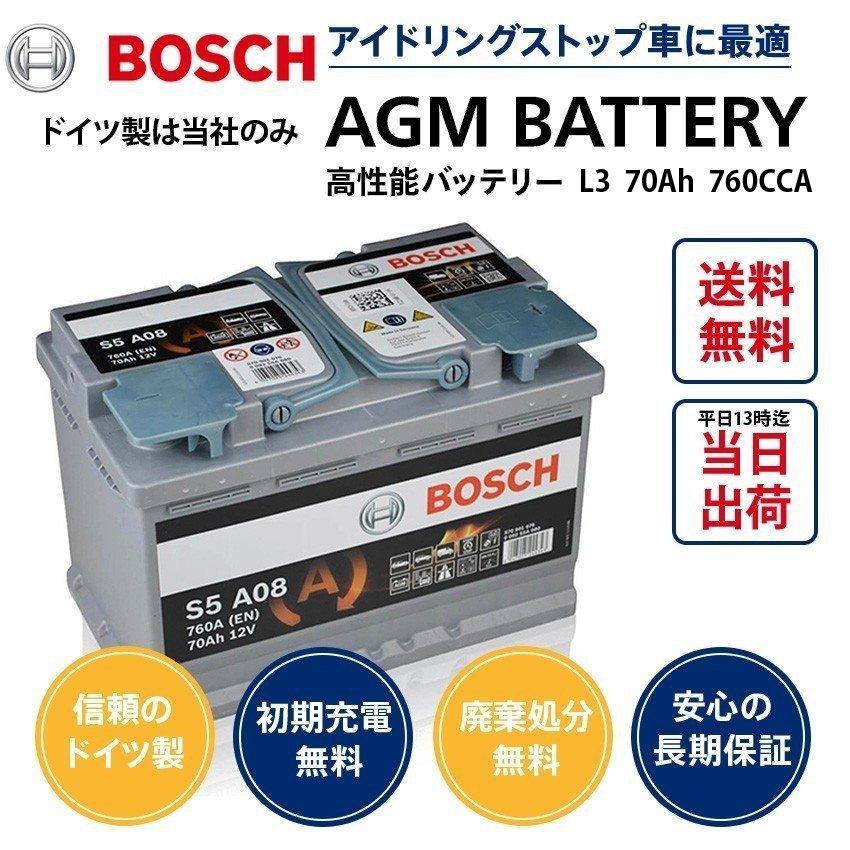 BOSCH BLACK-AGM BLA70-L3