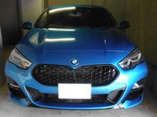 2シリーズ グランクーペBMW(純正) BMW Performance ブラックキドニーグリルの単体画像