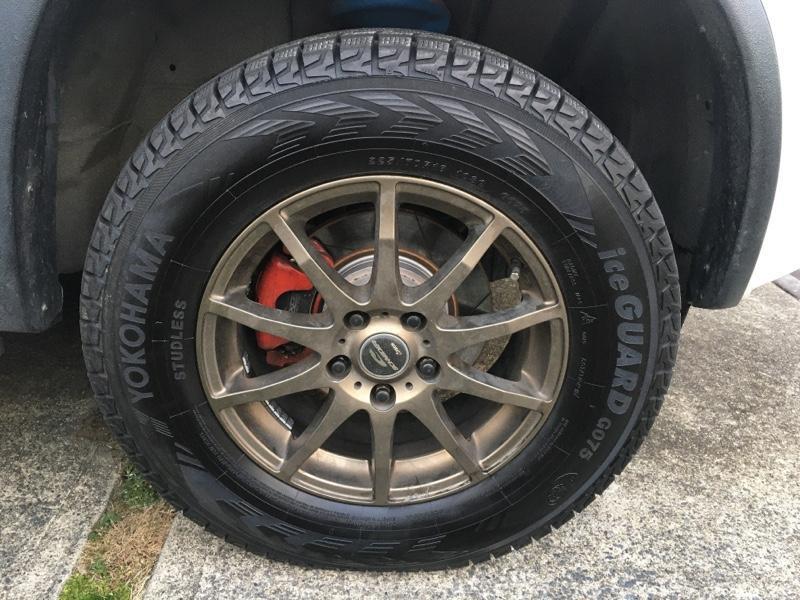 YOKOHAMA iceGUARD SUV G075 225/70R16