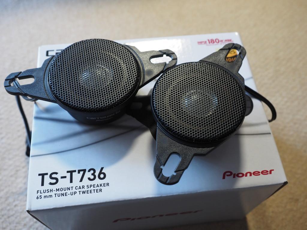 PIONEER / carrozzeria TS-T736
