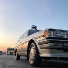マークIIワゴントヨタ(純正) フロントリップスポイラーの単体画像